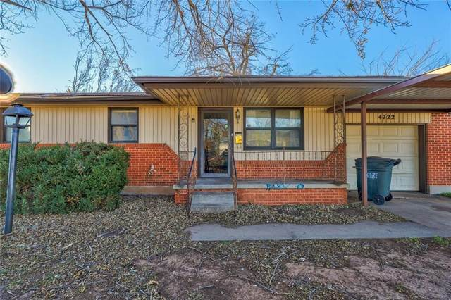 4722 SE 27th Street, Del City, OK 73115 (MLS #936949) :: Homestead & Co