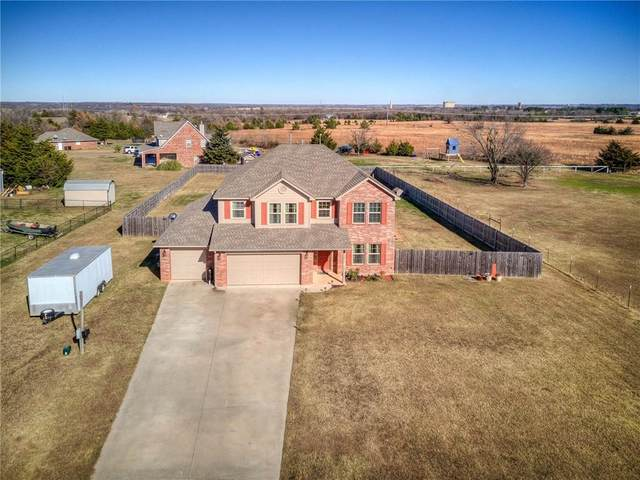 13425 May Addition Road, Shawnee, OK 74804 (MLS #937024) :: ClearPoint Realty