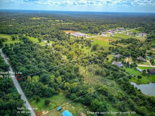Orchard Drive, Choctaw, OK 73020 (MLS #937138) :: Erhardt Group at Keller Williams Mulinix OKC