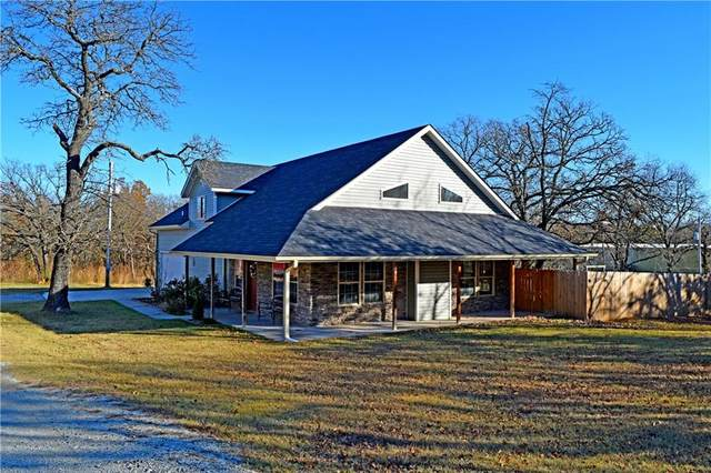 101 NW Harmony Lane, Shawnee, OK 74804 (MLS #937157) :: Homestead & Co