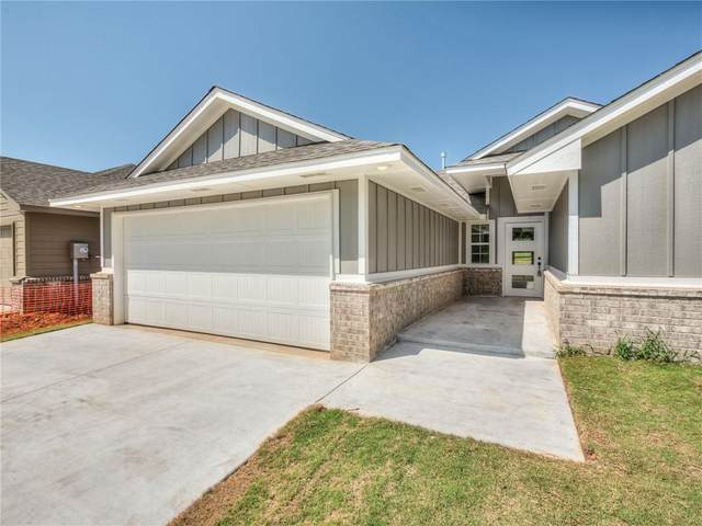 425 Remington Avenue, Jones, OK 73049 (MLS #937168) :: Homestead & Co