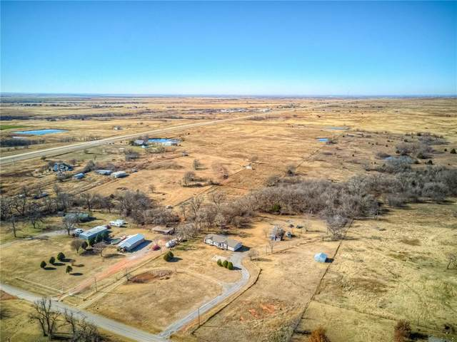 807 SE 135th Street, Lawton, OK 73501 (MLS #937195) :: Homestead & Co