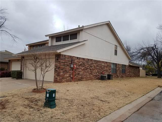 12214 Banyan Lane, Oklahoma City, OK 73162 (MLS #937211) :: Homestead & Co