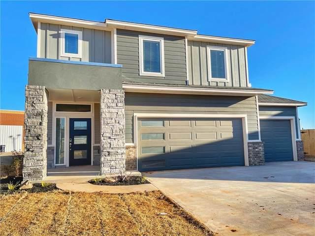 3900 NW 165th Circle, Edmond, OK 73012 (MLS #937252) :: Homestead & Co
