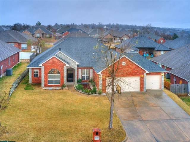 11404 Leslie Beachler Lane, Midwest City, OK 73130 (MLS #937382) :: ClearPoint Realty