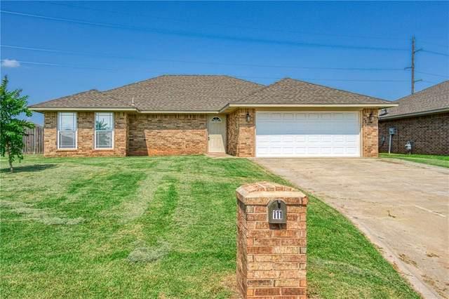 111 Surry Road, Elk City, OK 73644 (MLS #937497) :: Meraki Real Estate