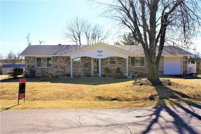 14958 Gilbert Street, Choctaw, OK 73020 (MLS #937584) :: Homestead & Co