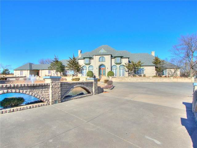 3305 N Olde Bridge Road, Moore, OK 73160 (MLS #937586) :: Homestead & Co