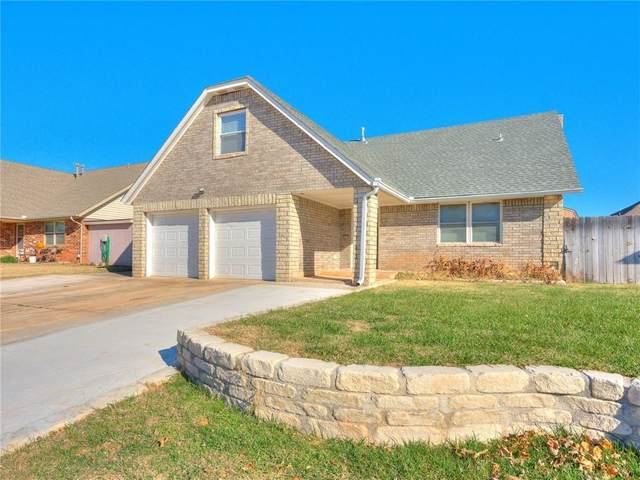 616 S Avery Street, Moore, OK 73160 (MLS #937691) :: Homestead & Co