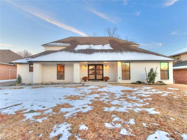 11116 Leaning Elm Road, Oklahoma City, OK 73120 (MLS #937698) :: Homestead & Co