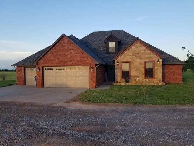 2121 Ash Ne Street, Piedmont, OK 73078 (MLS #937743) :: The UB Home Team at Whittington Realty