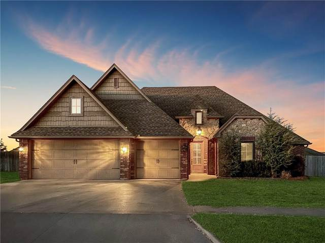 2205 Pinnacle Drive, Weatherford, OK 73096 (MLS #938250) :: Keller Williams Realty Elite