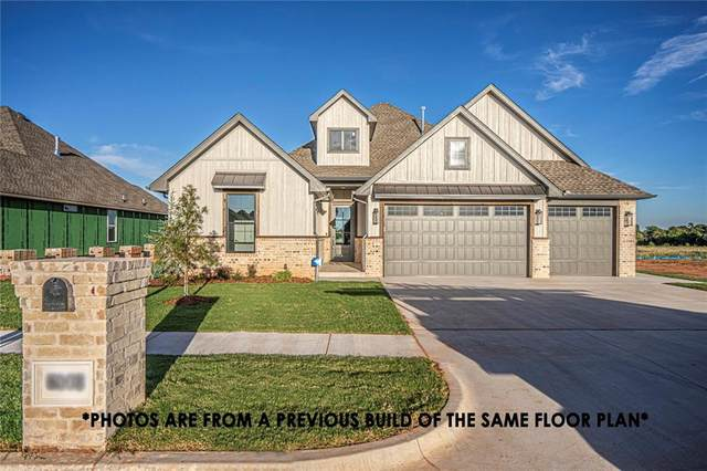 408 Carlow Way, Yukon, OK 73099 (MLS #938438) :: ClearPoint Realty