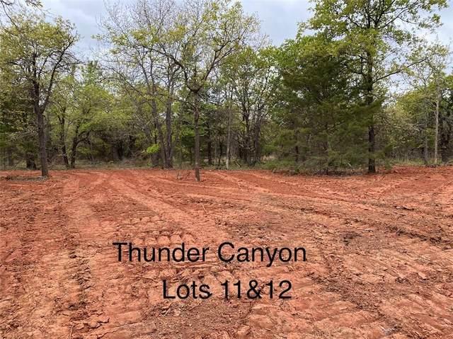 21412 Canyon Lot 11&12 Road, Pink, OK 74873 (MLS #938841) :: Homestead & Co
