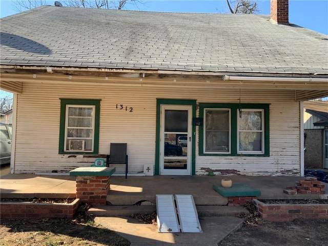 1312 S 9th Street, Chickasha, OK 73018 (MLS #938865) :: Homestead & Co