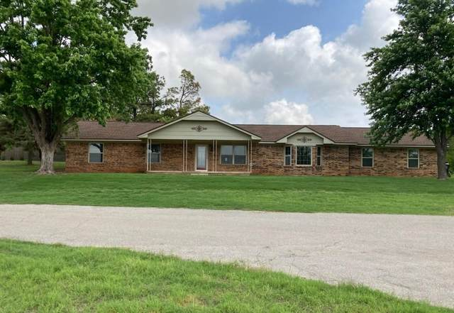 1140 W Rambling Ridge Road, Fort Cobb, OK 73038 (MLS #939287) :: Keller Williams Realty Elite