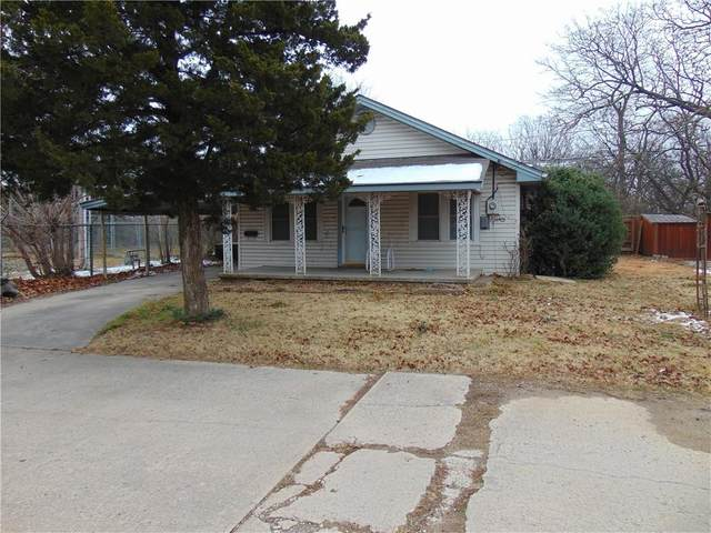 412 N 9th Street, Seminole, OK 74868 (MLS #939706) :: Homestead & Co