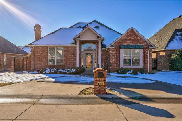 2200 Pinnacle Pt, Oklahoma City, OK 73170 (MLS #940023) :: Homestead & Co