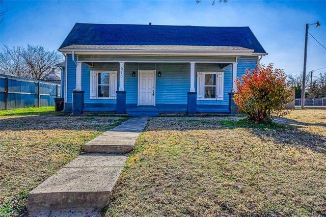 210 W Adams Street, Purcell, OK 73080 (MLS #940417) :: The UB Home Team at Whittington Realty