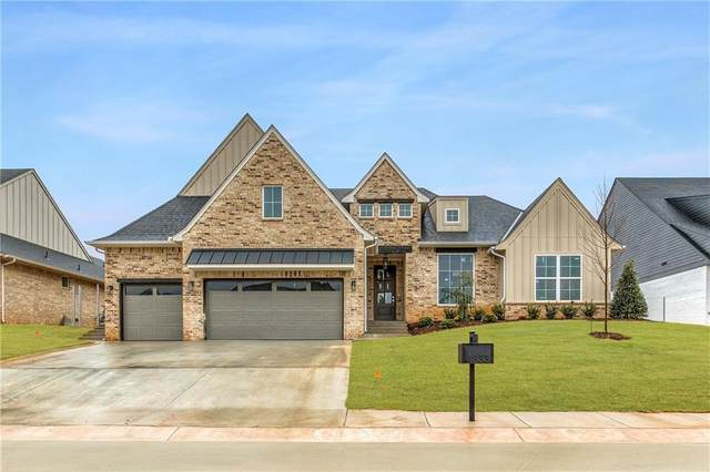 4833 Deerfield Drive, Edmond, OK 73034 (MLS #940446) :: Erhardt Group at Keller Williams Mulinix OKC