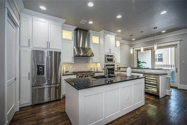 422 NE 1st Terrace, Oklahoma City, OK 73104 (MLS #940533) :: Maven Real Estate