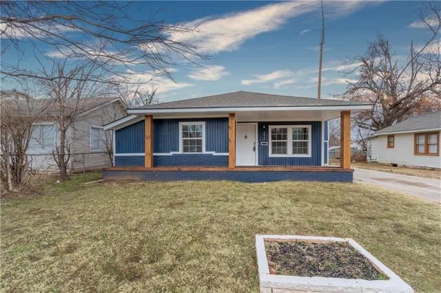 1417 SW 33rd Street, Oklahoma City, OK 73119 (MLS #940653) :: ClearPoint Realty