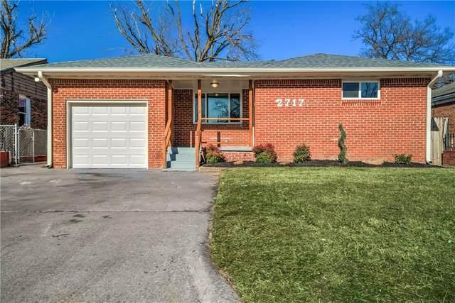 2717 NE 19th Street, Oklahoma City, OK 73111 (MLS #940825) :: Homestead & Co