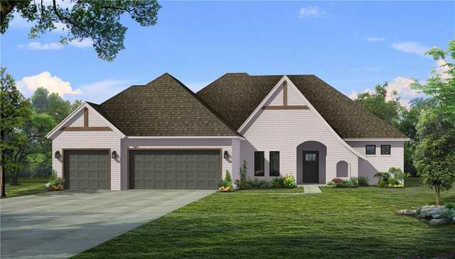 9200 Treviso Trail, Edmond, OK 73025 (MLS #941125) :: Your H.O.M.E. Team