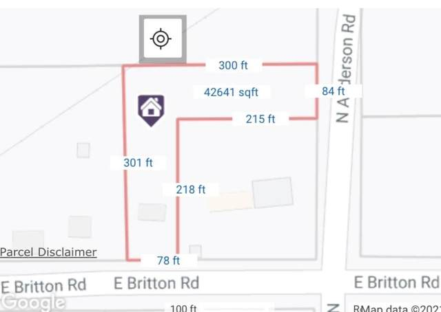 11917 E Britton Road, Jones, OK 73049 (MLS #941347) :: Meraki Real Estate