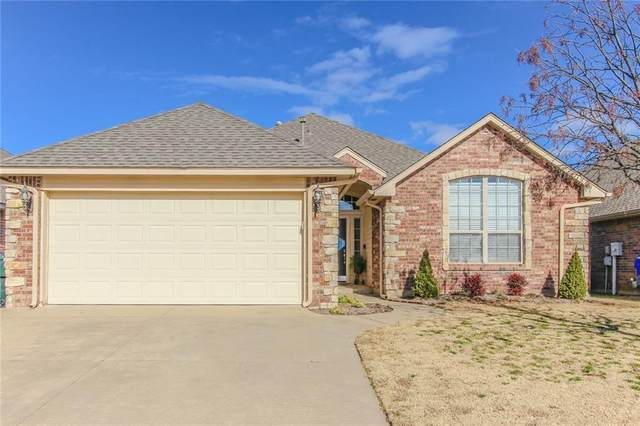 3609 Gullane Drive, Norman, OK 73072 (MLS #941541) :: Erhardt Group at Keller Williams Mulinix OKC