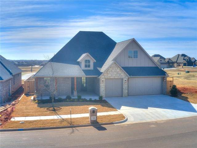 722 Legacy Drive, Norman, OK 73069 (MLS #941547) :: Your H.O.M.E. Team