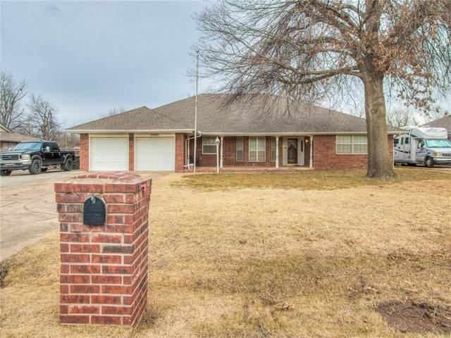 5009 Judy Drive, Del City, OK 73115 (MLS #941601) :: ClearPoint Realty