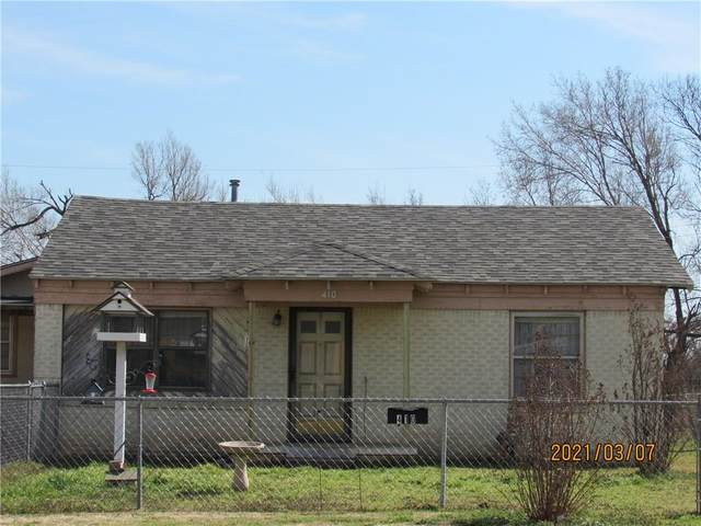410 S Mohawk Drive, Pauls Valley, OK 73075 (MLS #941688) :: Maven Real Estate
