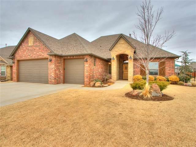 3101 NW 184th Terrace, Edmond, OK 73012 (MLS #941706) :: Homestead & Co