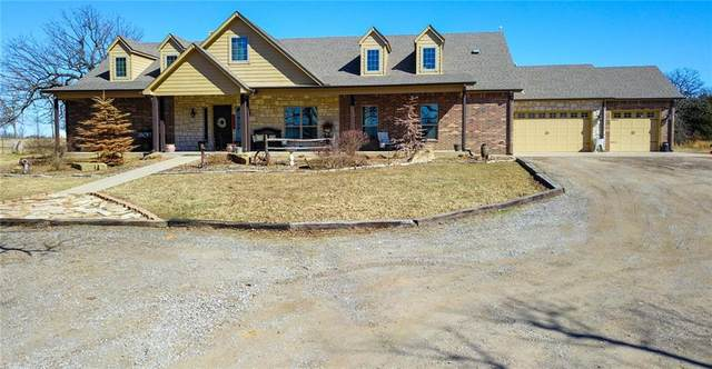 28403 S 561st West Avenue, Stroud, OK 74079 (MLS #941713) :: Homestead & Co