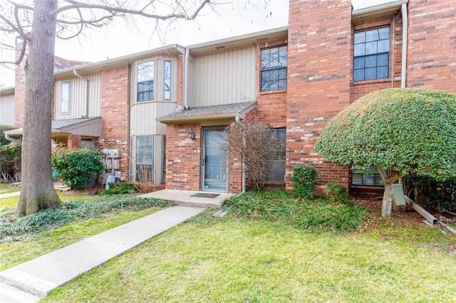 6500 N Grand Boulevard #112, Oklahoma City, OK 73116 (MLS #942024) :: Homestead & Co