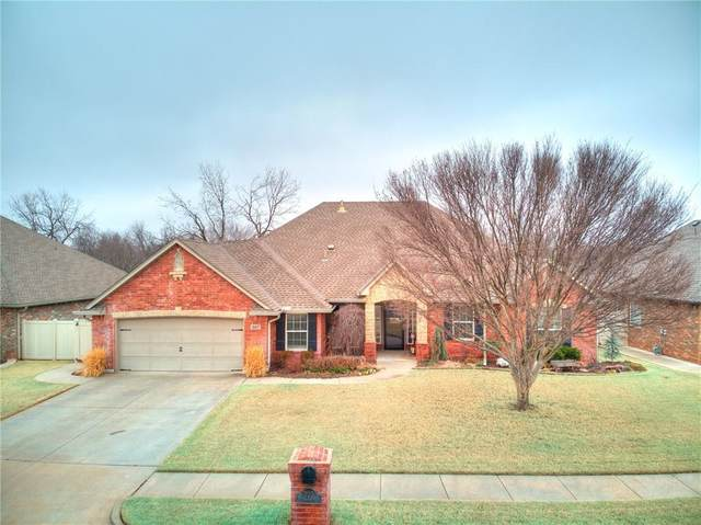 307 Treyton Place, Noble, OK 73068 (MLS #942057) :: Homestead & Co