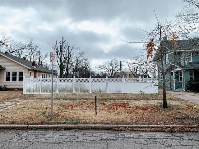 1614 NW 17th Street, Oklahoma City, OK 73106 (MLS #942369) :: KG Realty
