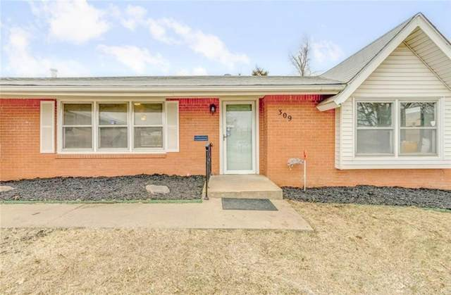 309 Country Club Terrace, Midwest City, OK 73110 (MLS #942508) :: Your H.O.M.E. Team
