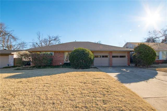 2524 Huntleigh Drive, The Village, OK 73120 (MLS #942512) :: Homestead & Co
