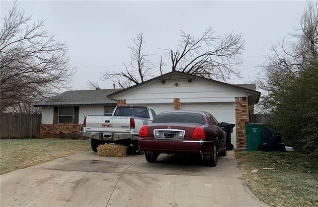 4000 SE 45th Terrace, Oklahoma City, OK 73135 (MLS #942526) :: KG Realty