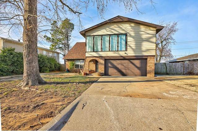 442 Claremont Drive, Norman, OK 73069 (MLS #942532) :: Your H.O.M.E. Team