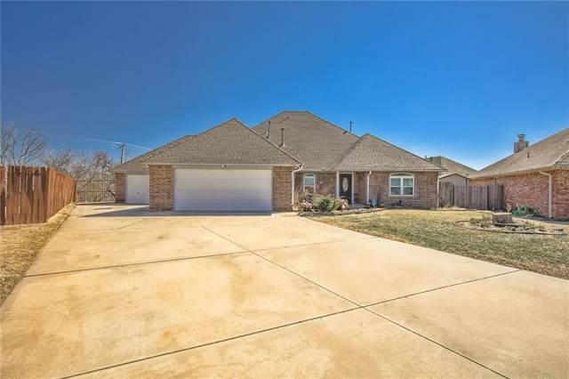 1304 SW 121st Place, Oklahoma City, OK 73170 (MLS #942729) :: Keller Williams Realty Elite