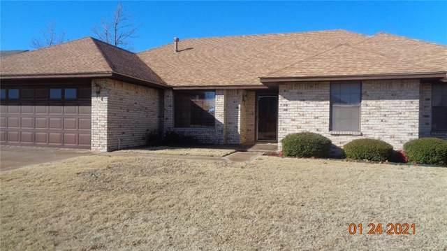 609 S Hayes Avenue, Altus, OK 73521 (MLS #943108) :: Maven Real Estate