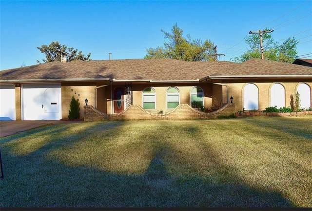 1920 N Ann Arbor Place, Oklahoma City, OK 73127 (MLS #943446) :: Erhardt Group at Keller Williams Mulinix OKC