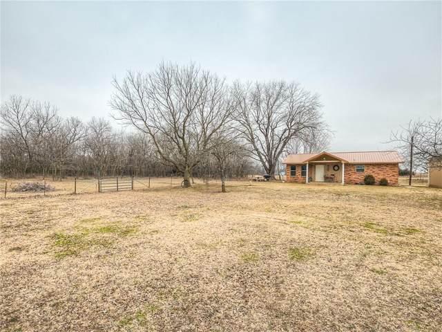 35311 Ew 1160 Road, Earlsboro, OK 74840 (MLS #944170) :: Maven Real Estate