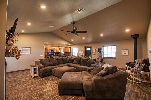 1109 Spencer Road, Elk City, OK 73644 (MLS #944273) :: Maven Real Estate