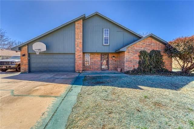 2612 Cherokee Strip Street, Altus, OK 73521 (MLS #944397) :: Maven Real Estate