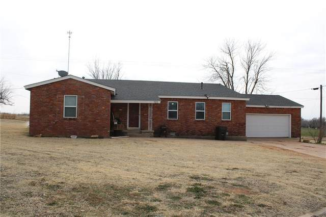 123 Circle Drive, Sentinel, OK 73664 (MLS #944661) :: Maven Real Estate