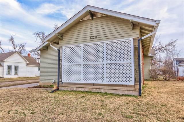 3128 NW 16th Street, Oklahoma City, OK 73107 (MLS #945228) :: KG Realty